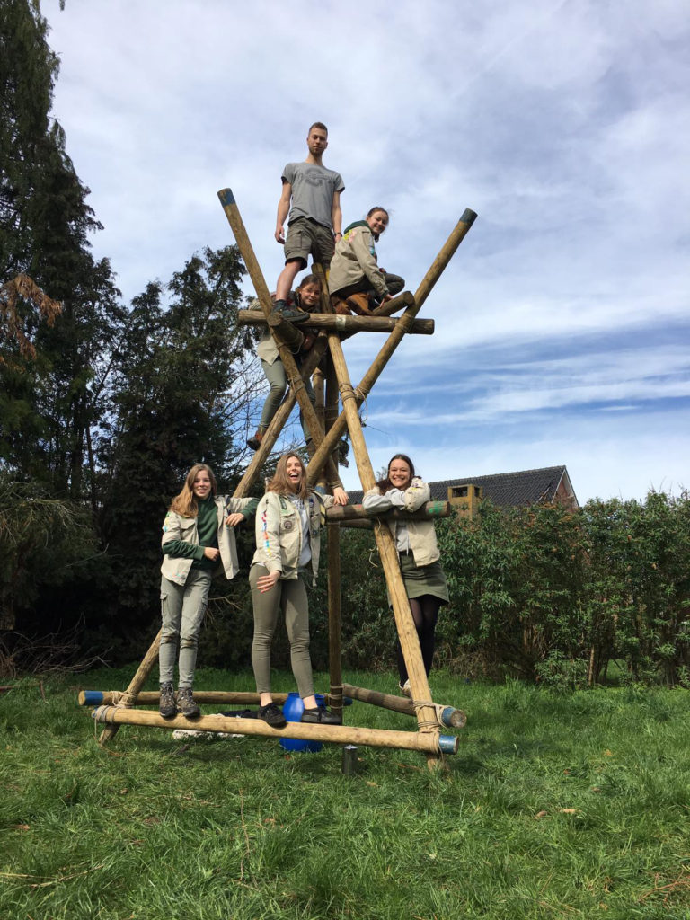Contact scouts Wijnegem